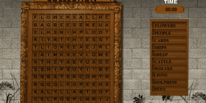 Hra - Word Search Game Play 87