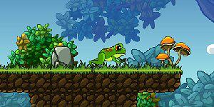 Hra - Frog Dares