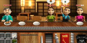 Hra - Youda Sushi Chef
