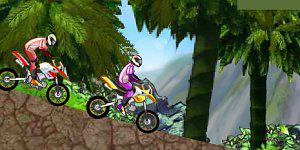 Hra - Uphill Rush