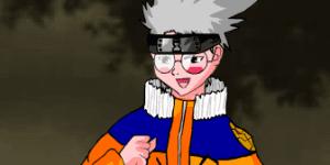 Hra - Naruto Create a Character