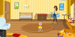 Hra - Super Babysitter