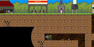 Hra - Mega Miner
