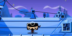 Hra - Ninja Pi Ro