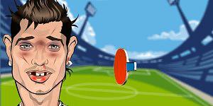 Fackovaná Ronalda a Messiho