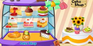 Hra - Super cukrárna