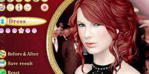 Hra - Taylor Swift Make Over