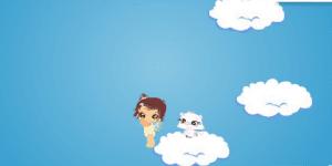 Hra - Lil Bratz Angel Baby