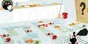 Hra - Kuchyňské dobrodružství kočičky Fluffy