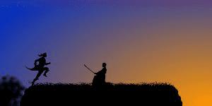 Hra - Samurai Sam