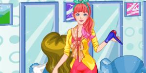 Hairdresser oblíkačka