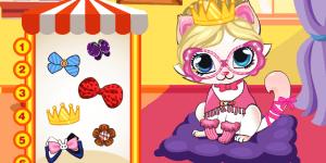 Hra - Kitten Salon