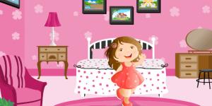 Barbie Pink Room