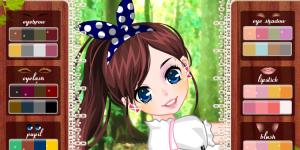 Tree Hugger Girl Dress Up