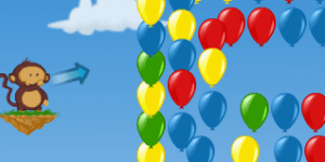 Hra - Bloons 2