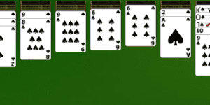 Hra - Golden Spider Solitaire