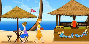 Beach cofe