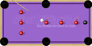 Hra - Blast Billiards 4
