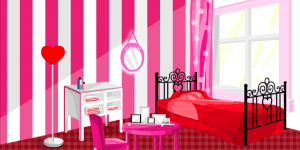 Hra - Pink Princess Room