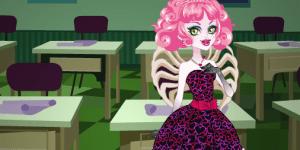 Monster High Series CA Cupid