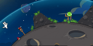Hra - Angry Birds Space