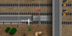 Hra - Train Traffic Control