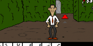 Hra - Obama in the Dark 2