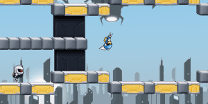 Hra - Gravity Guy