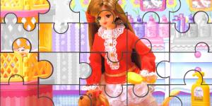 Barbie Puzzle 5