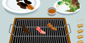 Hra - BBQ Challenge