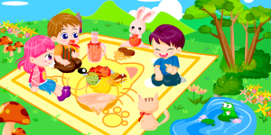 Parádní piknik