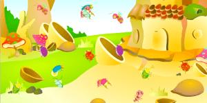 Hra - Bugs Decorate