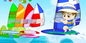 Sail Dressup