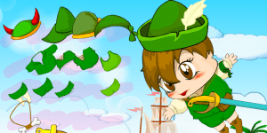 Peter Pan Dressup