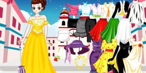 Movie Dressup 5
