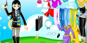 Movie Dressup 7