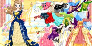 Hra - Fairy Dressup 46