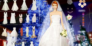 Hra - Wedding Dressup