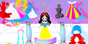 Hra - Fairy Dressup 21