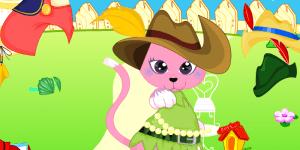 Hra - Pet Dressup 4