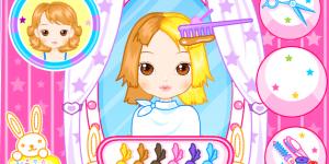 Hra - Hair Dresser 3
