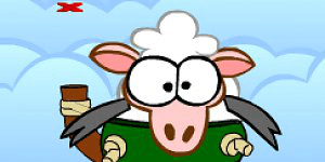 Hra - Garfield Sheep