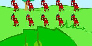 Hra - Ant Parade