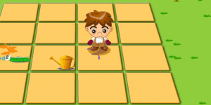 Hra - Malý zahradník