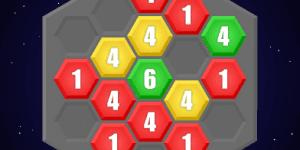 Hra - Hexiom - super logická hra