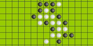 Wuzi chess - piškvorky online