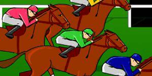 Hra - Koňské závody 1