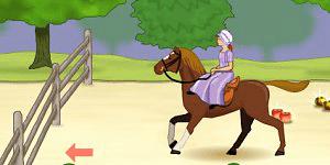 Hra - Penny jede na koni