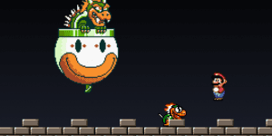Bowser Battle