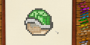 Hra - Stitch Mario 2